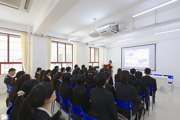 【日资企业就职面试会】在北京大学成功举办
